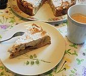 Apfelkuchen mit Baiser (Bild)
