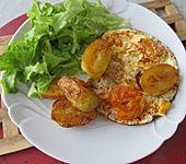 Bratkartoffeln mit Spiegelei Thüringer Art à la Didi (Bild)