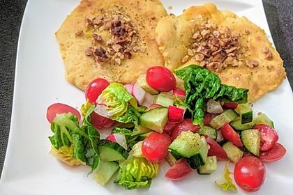 Irische Kartoffelfladen mit Walnüssen 2