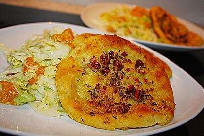 Irische Kartoffelfladen mit Walnüssen 5