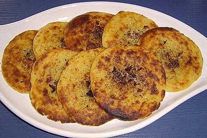 Irische Kartoffelfladen mit Walnüssen 29