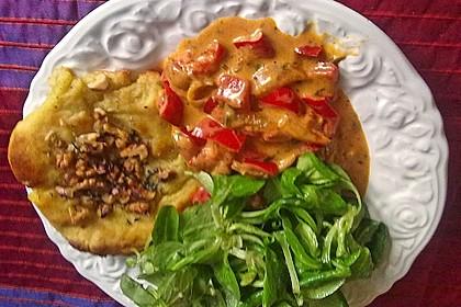 Irische Kartoffelfladen mit Walnüssen 39