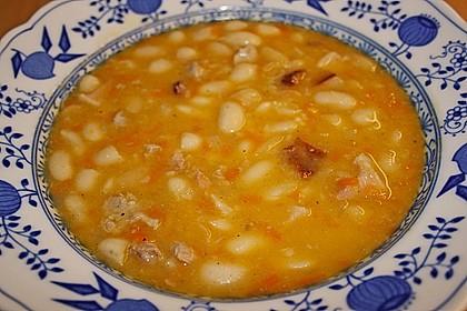 Leonas Original Serbische Bohnensuppe 4
