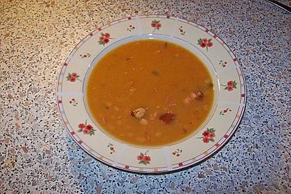 Leonas Original Serbische Bohnensuppe 5