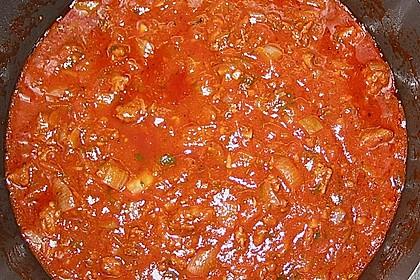 Bolognese - Soße für Knobi - Fans 4