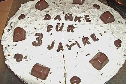 Ferrero - Küßchen - Torte