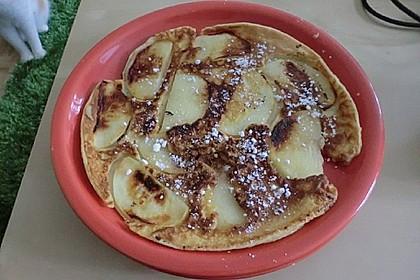 Apfelpfannkuchen 3