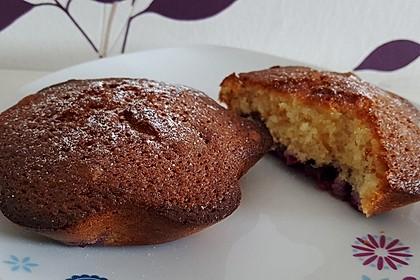 Heidelbeer - Blechkuchen 31