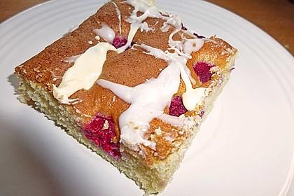 Heidelbeer - Blechkuchen 27