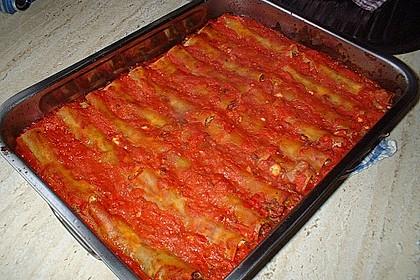 Brokkoli - Käse - Cannelloni 3