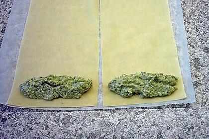 Brokkoli - Käse - Cannelloni 10