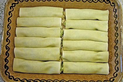 Brokkoli - Käse - Cannelloni 11