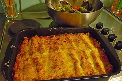 Brokkoli - Käse - Cannelloni 4