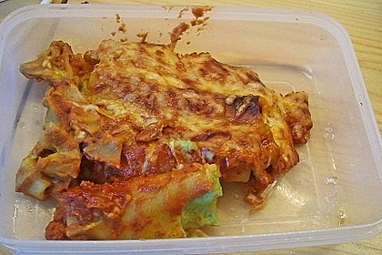 Brokkoli - Käse - Cannelloni 5