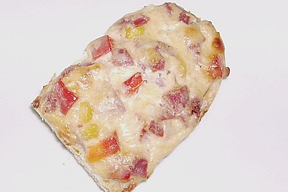 Toast überbacken 11