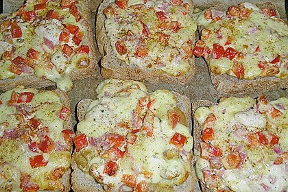 Toast überbacken 12