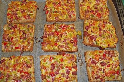 Toast überbacken 3