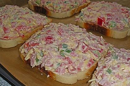Toast überbacken 13