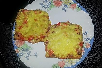 Toast überbacken 9