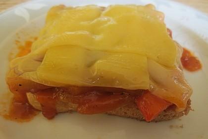Toast überbacken 14