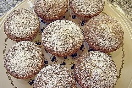 Gefüllte Marmeladenmuffins 8