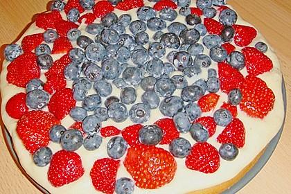 77 kcal Erdbeerkuchen 18