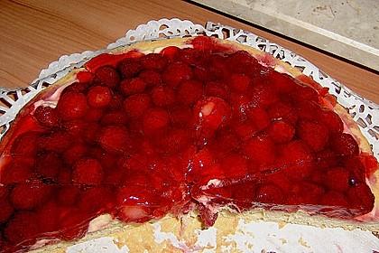 77 kcal Erdbeerkuchen 52