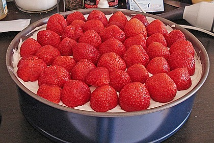 Erdbeer - Tiramisu - Torte à la Alina 17