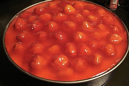 Erdbeer - Tiramisu - Torte à la Alina 13