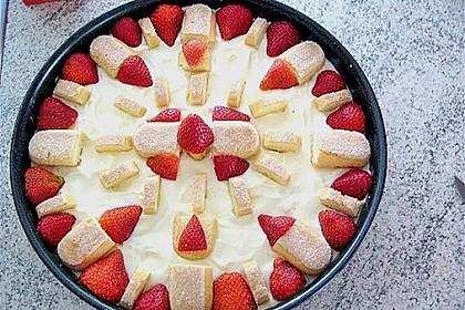 Erdbeer - Tiramisu - Torte à la Alina 8