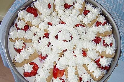 Erdbeer - Tiramisu - Torte à la Alina 14