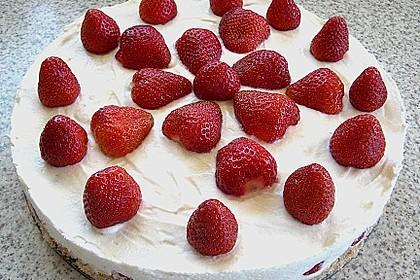 Erdbeer - Tiramisu - Torte à la Alina 9