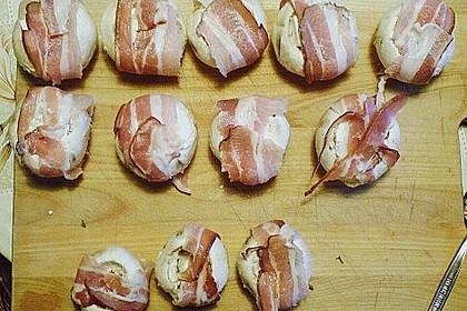 Champignons zum Grillen 19