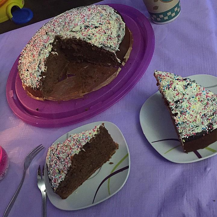 Einfacher Schokoladenkuchen Schon Saftig Von Milka79 Chefkoch De