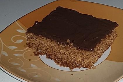 Lebkuchen Vom Blech Von Xaara37 Chefkoch De
