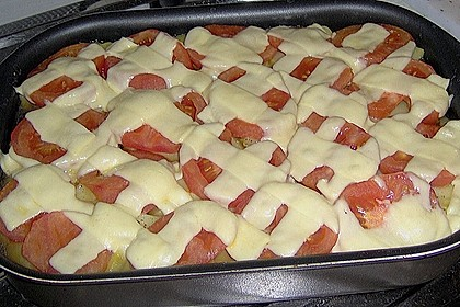 Kartoffelmoussaka 3
