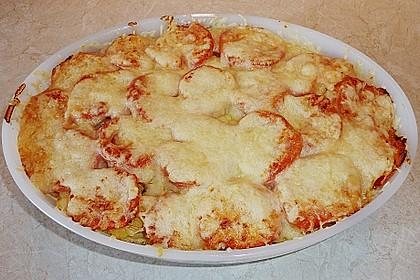 Kartoffelmoussaka 1