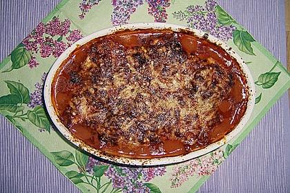 Parmesan - Auberginen 1