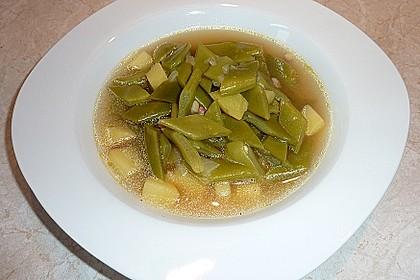 Grüne Bohnensuppe von Mama 1