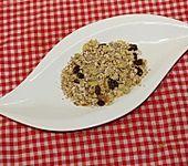 Bratapfel-Müsli (Bild)