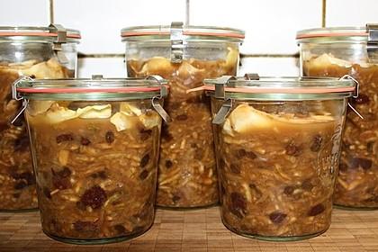 Fermentiertes Fenchel-Chutney (Bild)