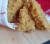 Kürbis-Kartoffelbrot ohne Mehl (Bild)