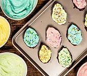 Brownie-Ostereier (Bild)