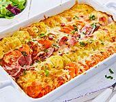 Kartoffel-Möhren-Auflauf (Bild)