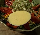Vegane Omega-3-Salatsauce (Bild)