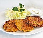 Rösti mit Zucchini und Karotten (Bild)