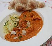 Indisches Butter Chicken (Bild)