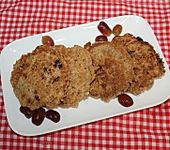 Einfache vegane Bananen-Dinkel-Pancakes (Bild)