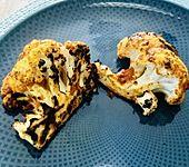 Crusty Turmeric Cauliflower (Bild)