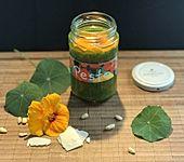 Kapuzinerkresse-Pesto (Bild)